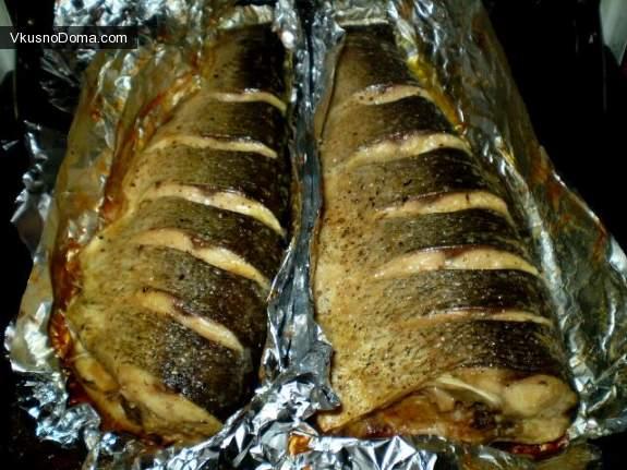 Рецепт как приготовить толстолобика в духовке пошаговый