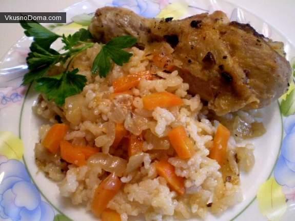рецепт голени с рисом в духовке рецепт с фото пошагово