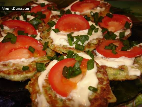 Праздничные блюда из капусты