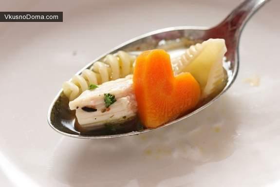 салат с копчеными куриными сердечками рецепт