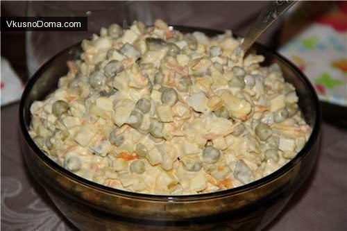 готовим дома кулинария рецепты салаты